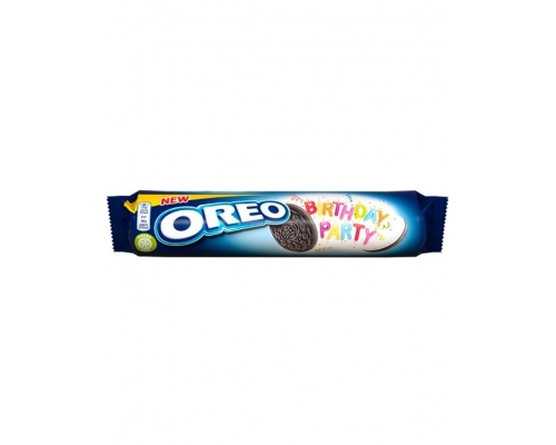 Biscuits Goût Birthday Party Oreo 154 Gr