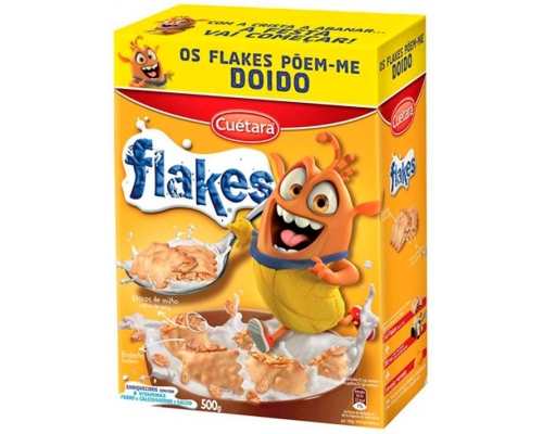 Galletas Flakes Cuétara 500 Gr