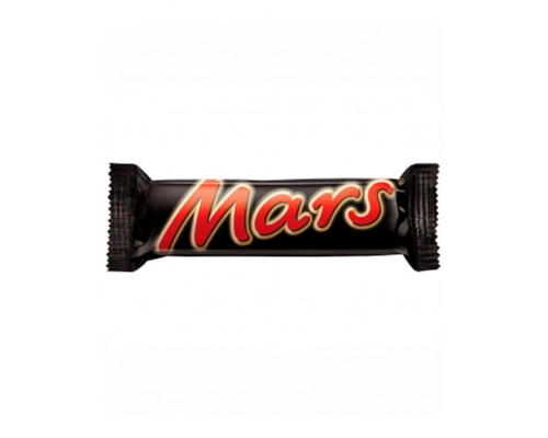 Mars Chocolate Bar 51 Gr